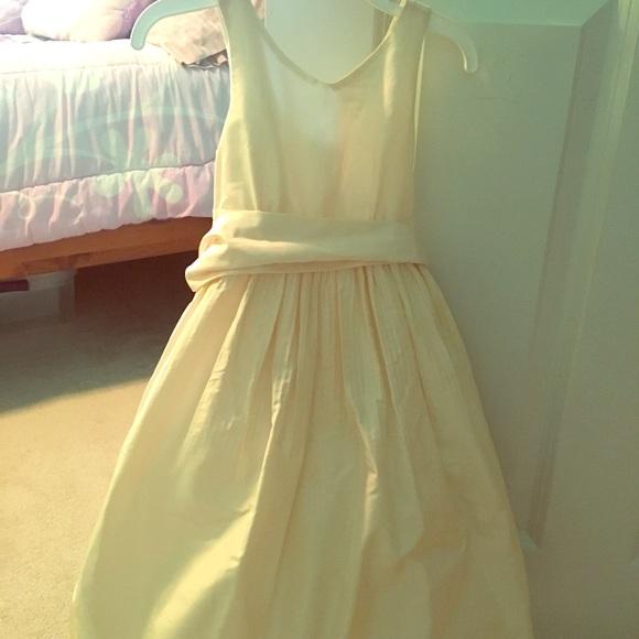 a31e1fee1 Crewcuts Dresses | J Crew Little Girl Size 3 Flower Girl Dress ...